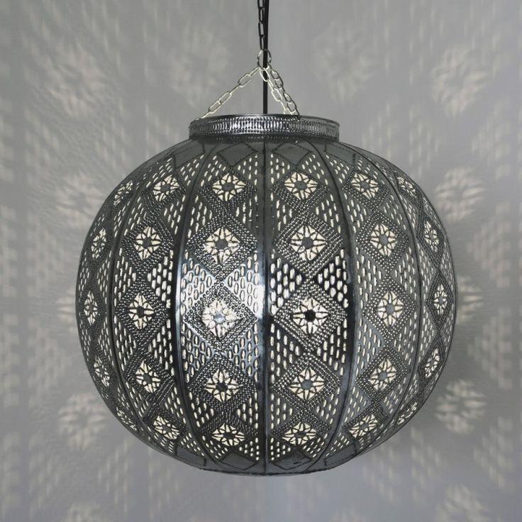 Die besten 25 orientalische deckenlampe ideen auf for Orientalische laterne silber