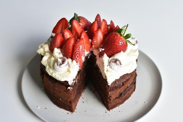 Maailman paras suklaakakku (2)