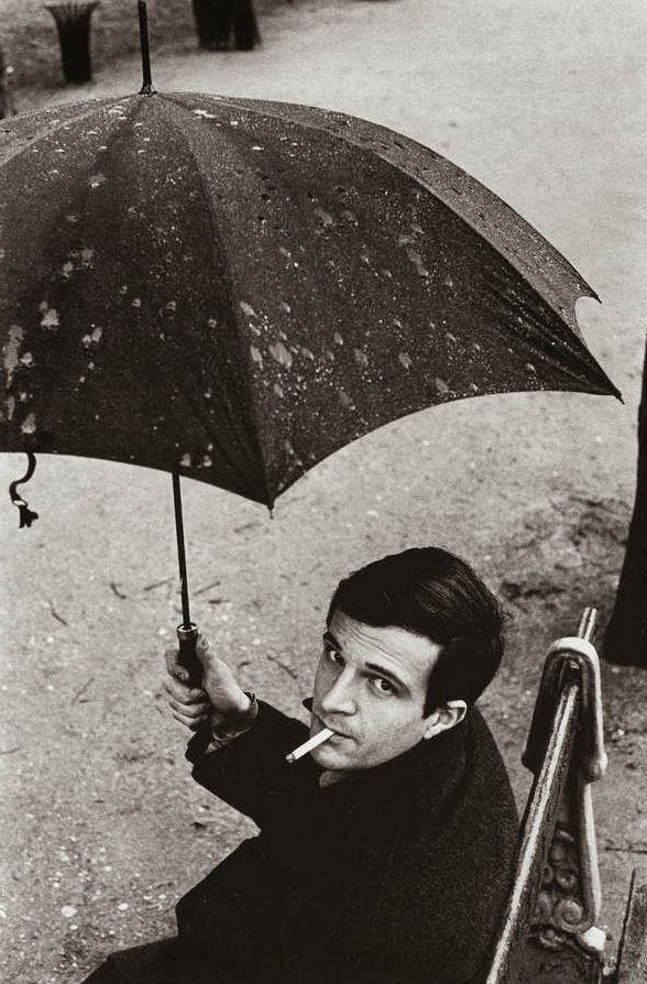 Gül Biçimli Defter: Francois Truffaut
