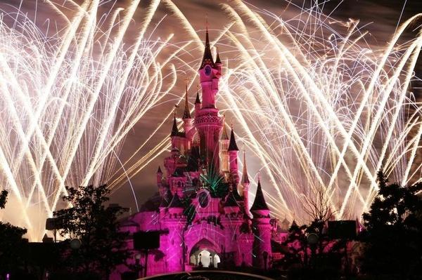 Disney land !