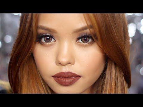 ▶ Chocolate Eyes Makeup Tutorial - YouTube