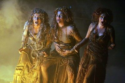 The function of witches in shakespeares macbeth