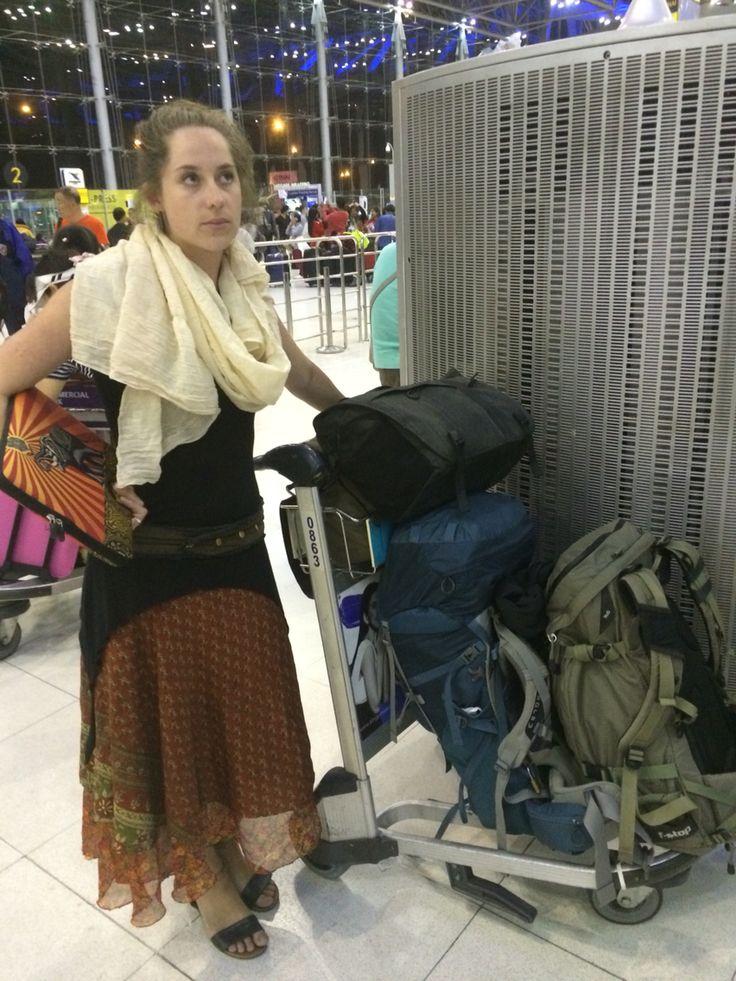 India bound!