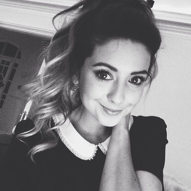 Heres another inspiration that I personally look up to. Zoe Sugg. She has the cutest personality and the kindest heart. She taught me a lot from her videos. I am beyond proud of her on how far she has come. She has been on magazine covers, she came out with a book, her own beauty line. I'm just beyond amazed on how much she succeeds everyday. I Love You Zoe :))