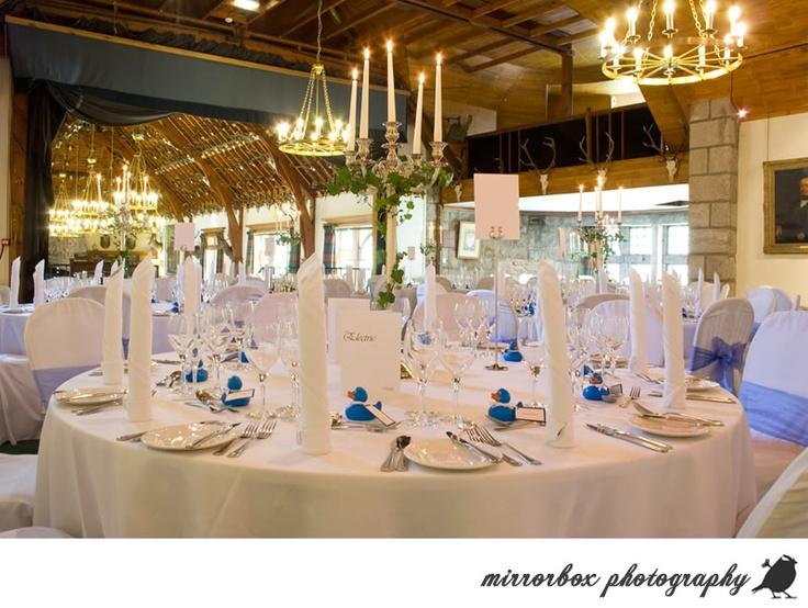Mirrorbox Photography Glen Tanar Estate Scottish CastlesCenter PiecesRustic WeddingWedding DecorWedding VenuesWedding FlowersWedding Reception