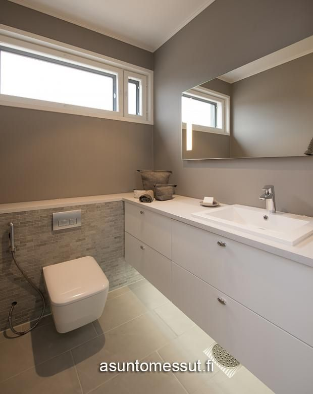 18 Aurinkokaari 2 - WC | Asuntomessut