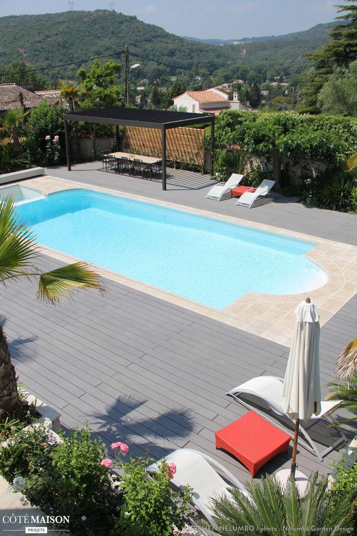 46 futuristic swimming pools - Une Piscine L Esprit Tropical Contemporain Spiritswimming Poolsfuture
