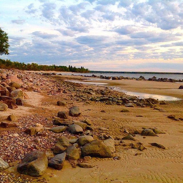 Victoria Beach, Manitoba. Gorgeous! Photo by @corinnegf on Instagram. #exploreMB