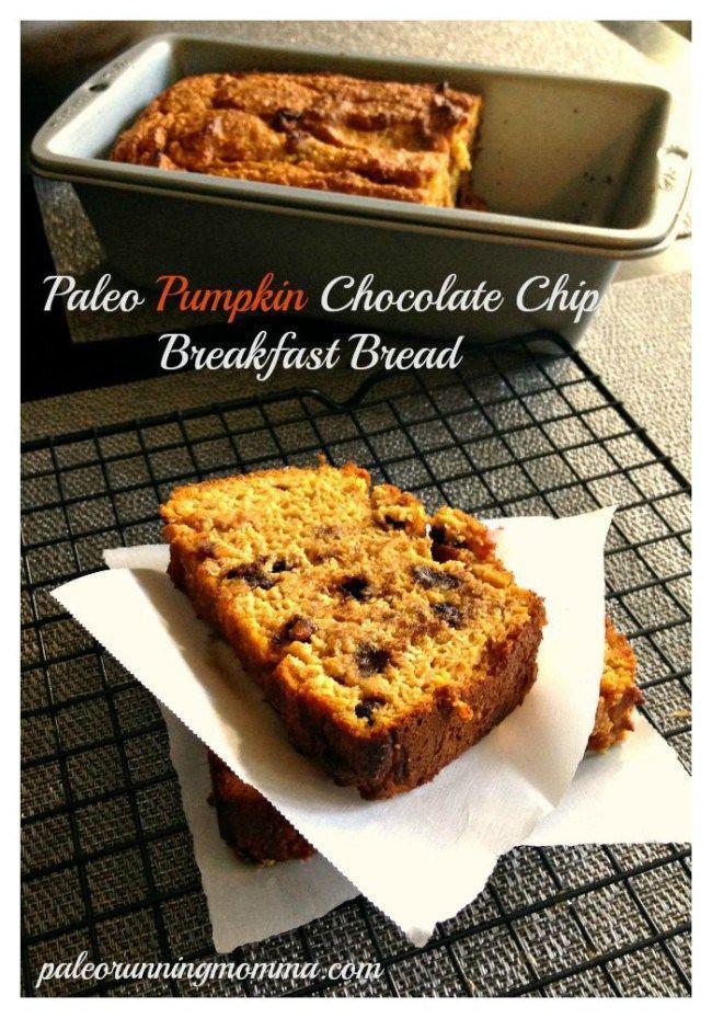 Más de 1000 ideas sobre Paleo Pumpkin Bread en Pinterest | Paleo ...