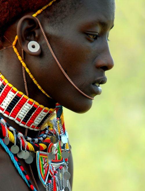 Maasai Warrior..