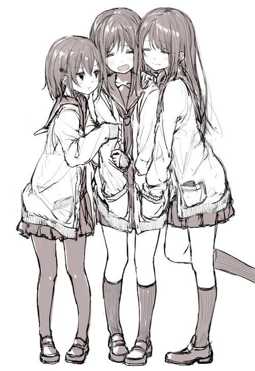 anime this is so PE Dont hug me
