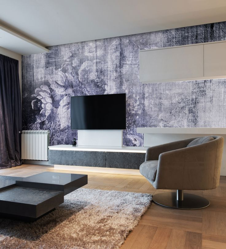 Panoramic wallpaper PEONIES Venice Collection by N.O.W. Edizioni