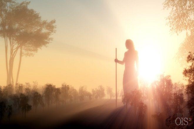 Dios vino a buscar y a salvar lo que se había perdido - Dios vino a buscar y a salvar lo que se había perdido. La Bilbia está escrito que éramos perdidos del cielo por haber comitido pecados en el cielo. Ahora es tiempo de regresar a Dios. Cristo Ahnsahnghong y la Madre celestial, Dios Padre y Dios Madre, han venido como el Espíritu y la Esposa en esta época abandonando toda la gloria del cielo para buscarnos.