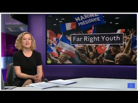 Youth support for French National Front doubles in 5 years