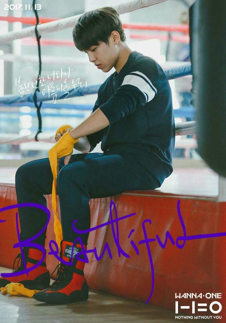 Park Woojin #워너원 #Beautiful #NothingWithoutYou