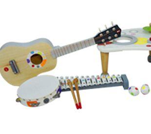 Set musical. www.alugarparabrincar.com