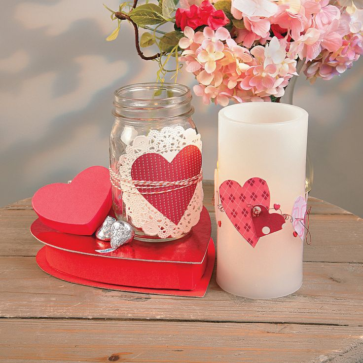 305 best valentines day ideas images on pinterest simple easy diy valentines decor and mason jar craft solutioingenieria Images