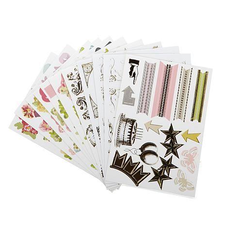 Anna Griffin® Fancy Flip Card Embellishments