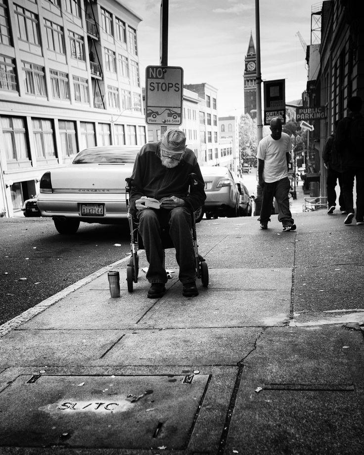 Seattle streets by Alex Zeverijn