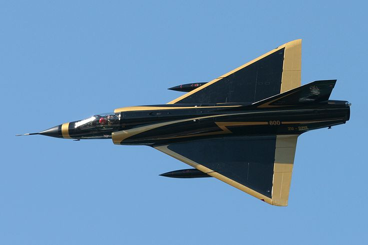 Mirage III... from South African Air Force Museum