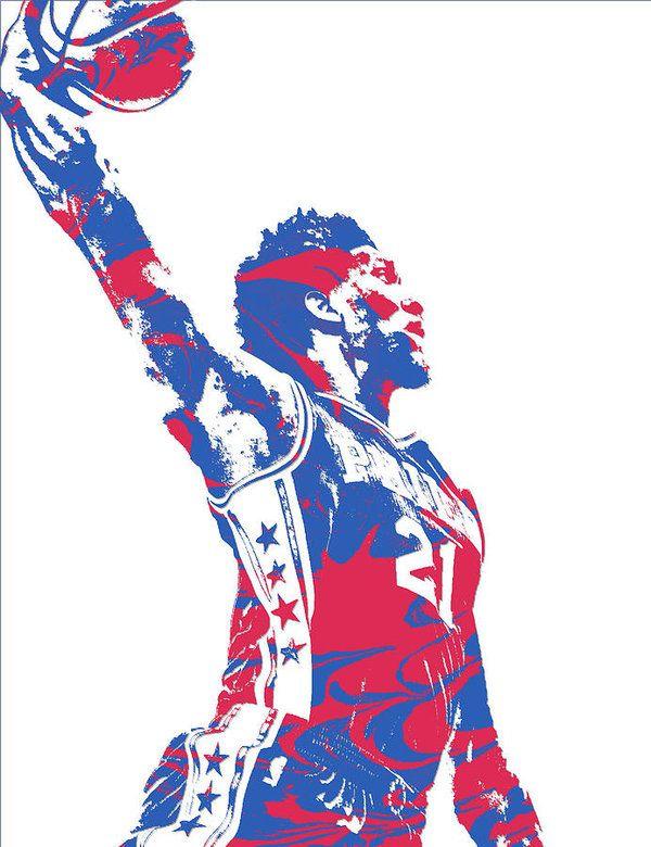 Trust The Process Nba Wallpapers Basketball Photos Pixel Art