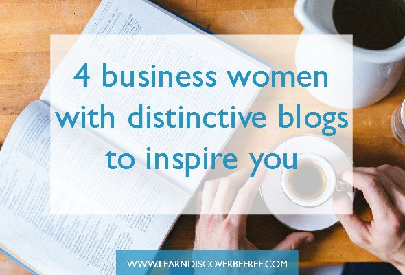 {Blog post} From considered articles to short videos, these women inspire with their business blogs