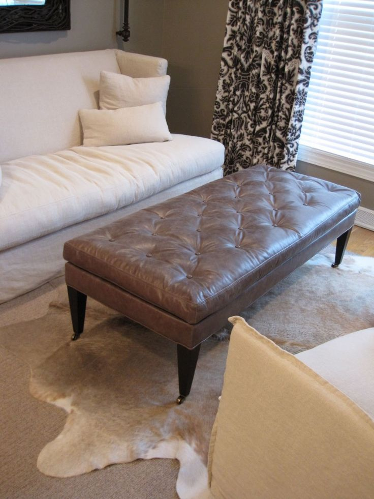 Great Furniture For Living Room Design Ideas With Cowhide