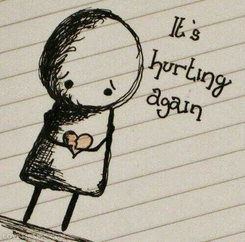 Its Hurting Again Pictures, Photos, and Images for Facebook, Tumblr, Pinterest, and Twitter