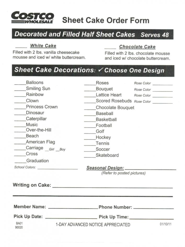 Get Our Image Of Bakery Order Forms Template For Free Cake Order Form Bakery Order Form Template Cake Order Form Template