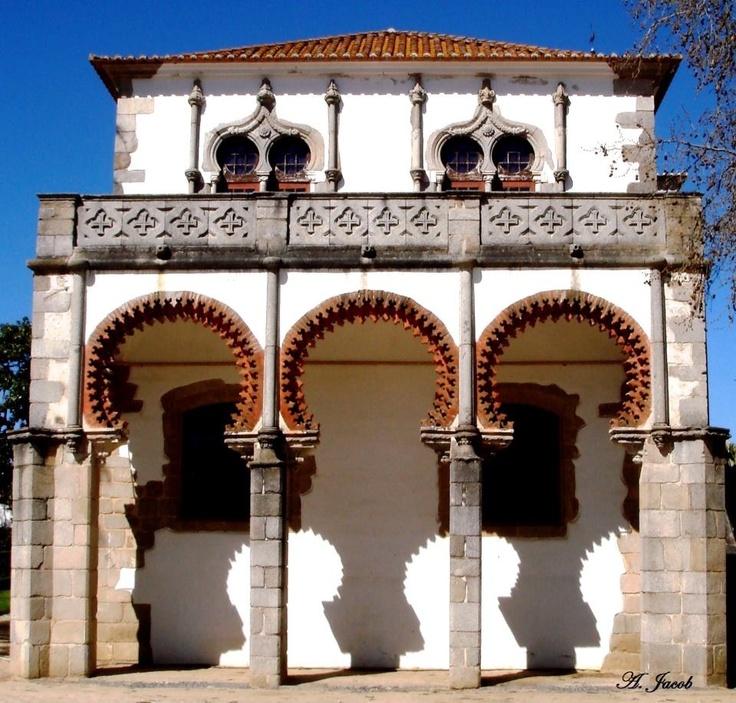 Palace, Evora, Portugal