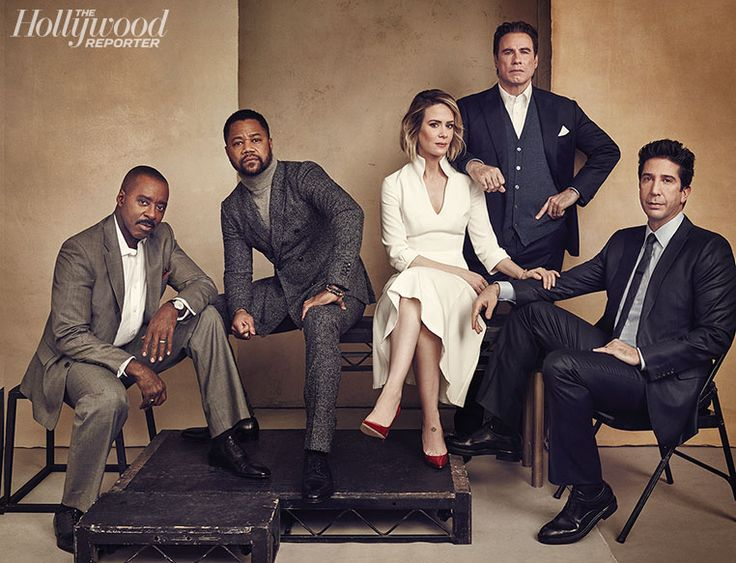 Inside TV's Retrial of OJ Simpson: A Saga of Race, Redress and, Yes, Robert Kardashian's Kids | Hollywood Reporter