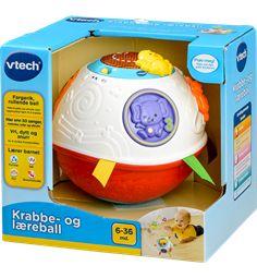VTECH kravle- og lærebold