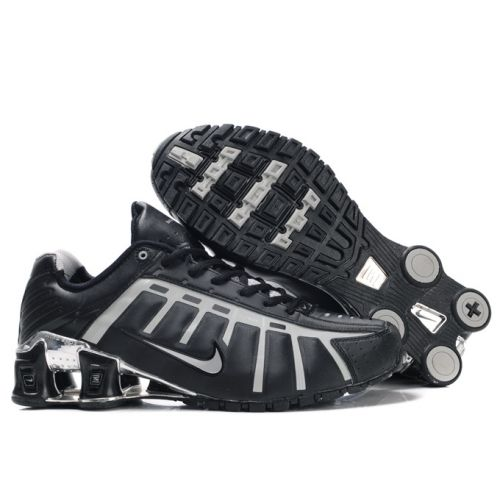 Nike Shox NZ 3 O\\u0026#39;Leven Plating Black Grey Men Shoes $79.59 | Cool Shoes | Pinterest | Nike Shox Nz, Nike Shox and Men\u0026#39;s shoes