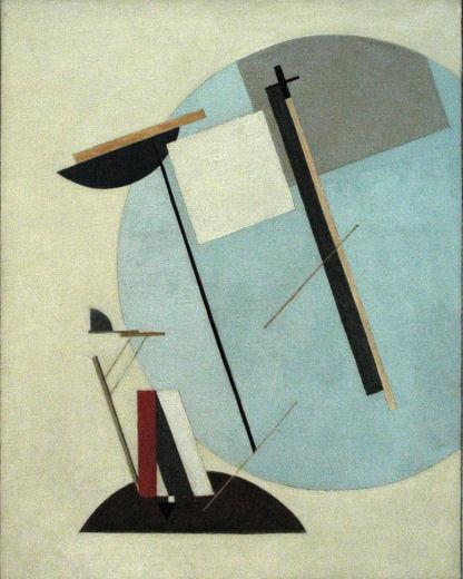 El Lissitzky Proun 3a