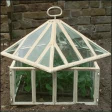 victorian garden cloches; want want want !!!!