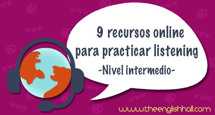 ¿Necesitas practicar tu comprensión oral? Encuentra lo que necesitas con estos recursos online para practicar listening nivel intermedio.