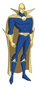 Dr. Destino - Galeria de Personagens de Desenhos Animados - GPDesenhos.com.br
