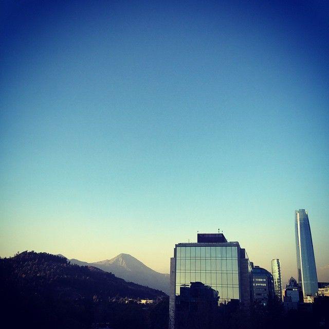 Día 1. 7 o'clock. #DesafiodeFotosAbril