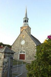 History of Île d'Orléans » Île d'Orléans » St. Francois