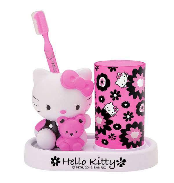 14 best Hello Kitty BathroomHome Decor images on Pinterest