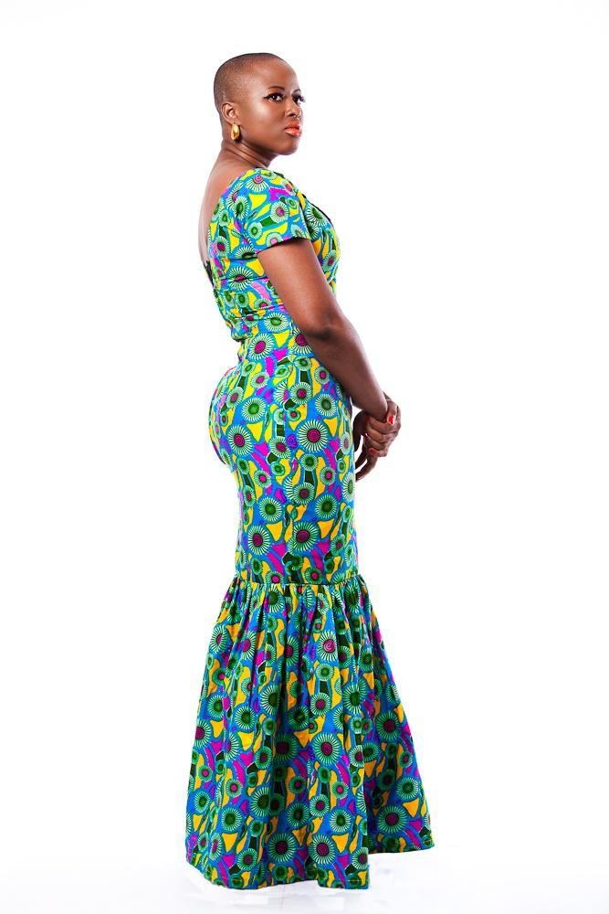 Ghana dress styles for women
