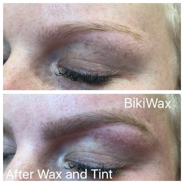 Do you know that you can get  fuller eyebrows with tinting service?