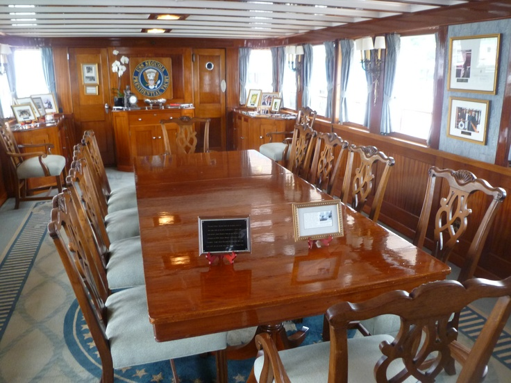 Sequoia Presidential Yacht Washington DC  Places Ive