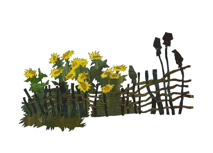 illustration for poems about Ukraine