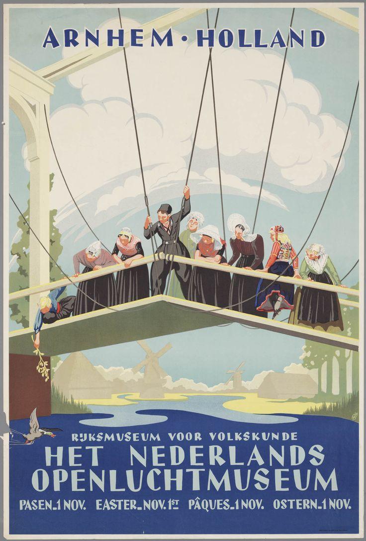 Goed idee voor een (familie)uitje: een dag Openluchtmuseum in Arnhem. Leuk voor jong en oud!
