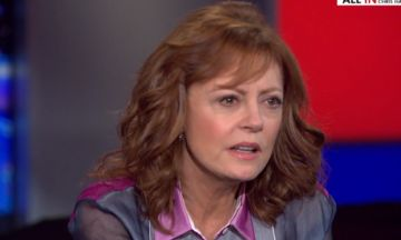Really Listen to Why Susan Sarandon Doesn't Know If She'd Vote For Hillary Over Trump