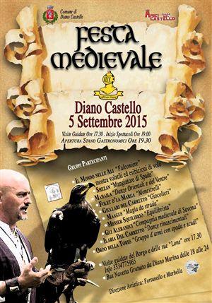 MedioEvo Weblog: Festa Medievale a Diano Castello (IM)