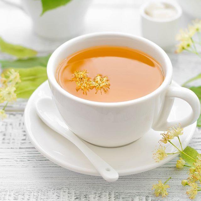 Linden tea sleep