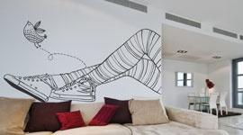¿Queréis decorar vuestra casa de forma rápida, original y económica?  Incorporad vinilos en vuestras paredes. Varias temáticas disponibles y ahora con un 30% de descuento, si introducís el código VTE02 en el momento de compra. Consulta los vinilos en: www.vinilizate.com o www.decoratupared.com  #vinilos #vinils #decoracion #urban