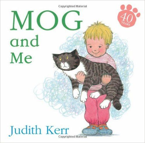 Mog and Me board book: Amazon.co.uk: Judith Kerr: 9780007347032: Books